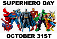 SUPERHERO DAY