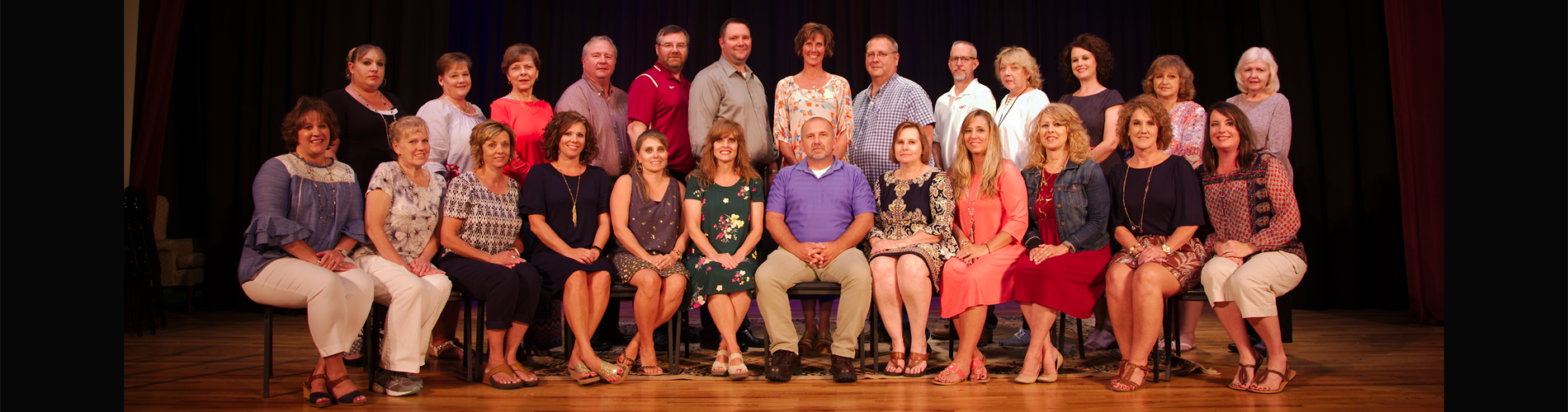 Central Office Staff 2018-19